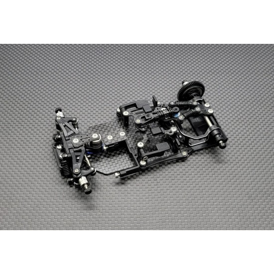 GLR-GT 1/28 RWD Chassis - With out RX , Servo, ESC