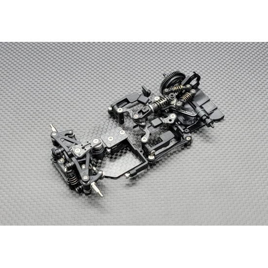 GLR-GT 1/28 RWD Chassis - With out RX ,Servo & ESC-90MM