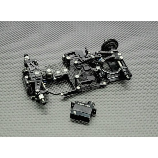 GLR-GT 1/28 RWD Chassis - With out  RX, ESC