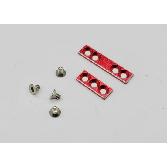T-PLATE AND MOTOR MOUNT PLATE