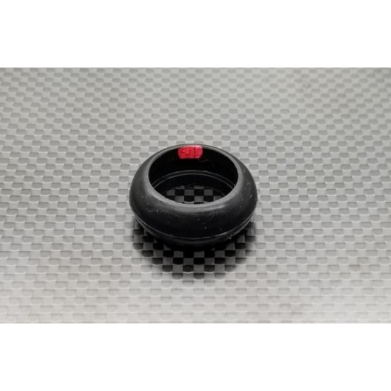 GL-Rider Front Silicone Tire (Red~soft)