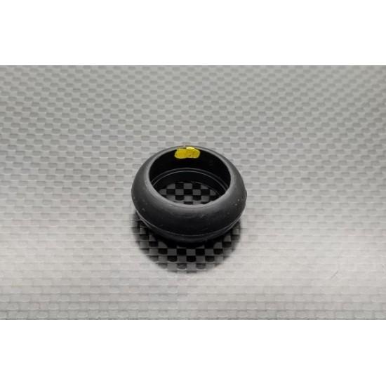 GL-Rider Front Silicone Tire (Yellow~Medium)