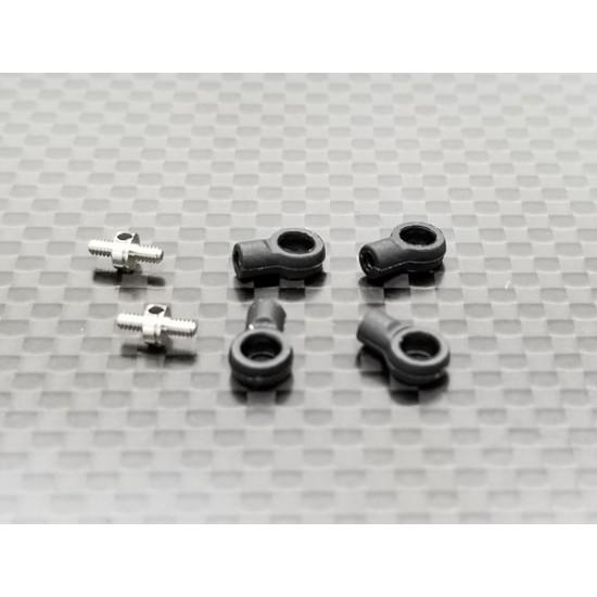 Steel Turnbuckle (1.5x6mm)1 pair