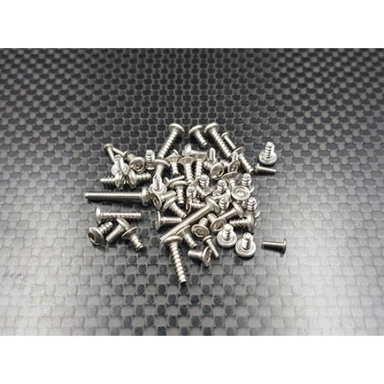 GLA-V2 Stainless steel screw set [GLA-V2]