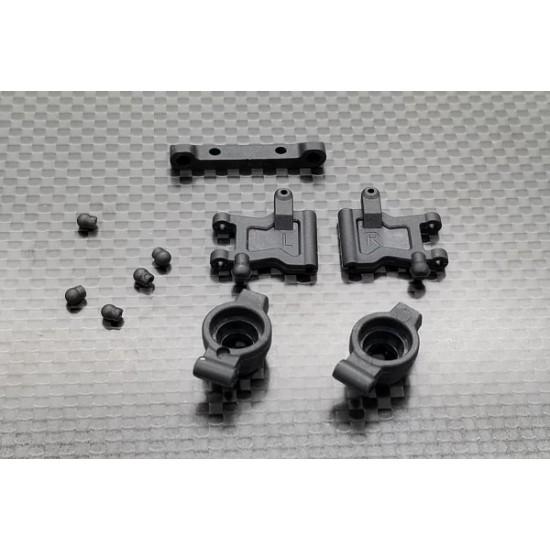 GLA-V2 Rear Arm w/ hubs Set  [ GLA-V2 ]
