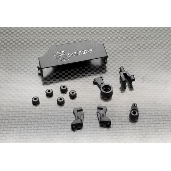 GLA S.Crank w/ body mount set [ GLA-V2 ]