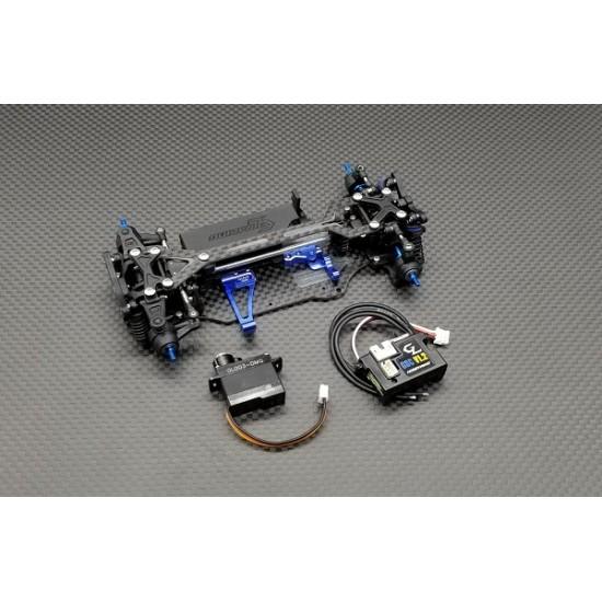 GLA-V2.1 1/27 4WD Chassis  [ GLA-V2.1 ] 98mm