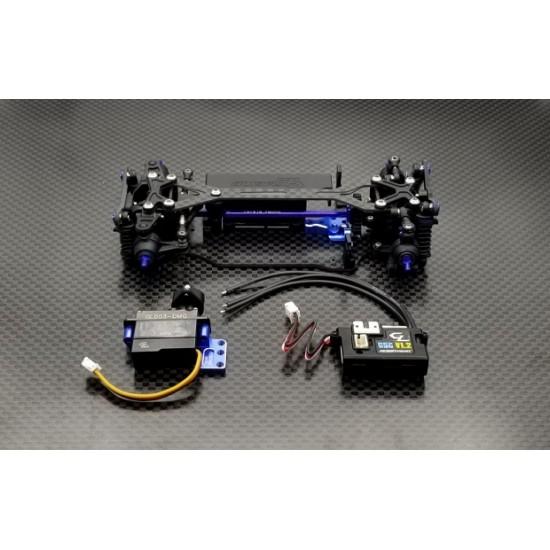 GLA-V2.1 1/27 4WD Chassis [90MM]   [ GLA-V2.1 ]