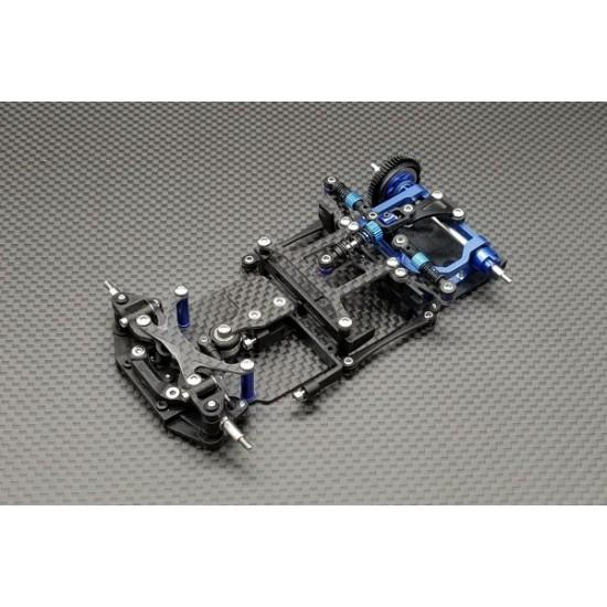 GLR 1/27 RWD Chassis - W/O RX , Servo, ESC