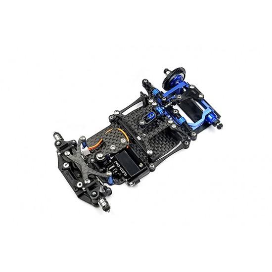 GLR 1/27 RWD Chassis -  (W/O RX,ESC)